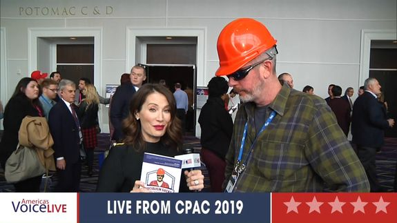 Joe Sixpack CPAC 2019