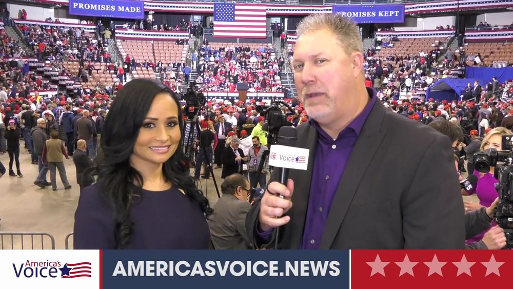 Matt Locke With Katrina Pierson