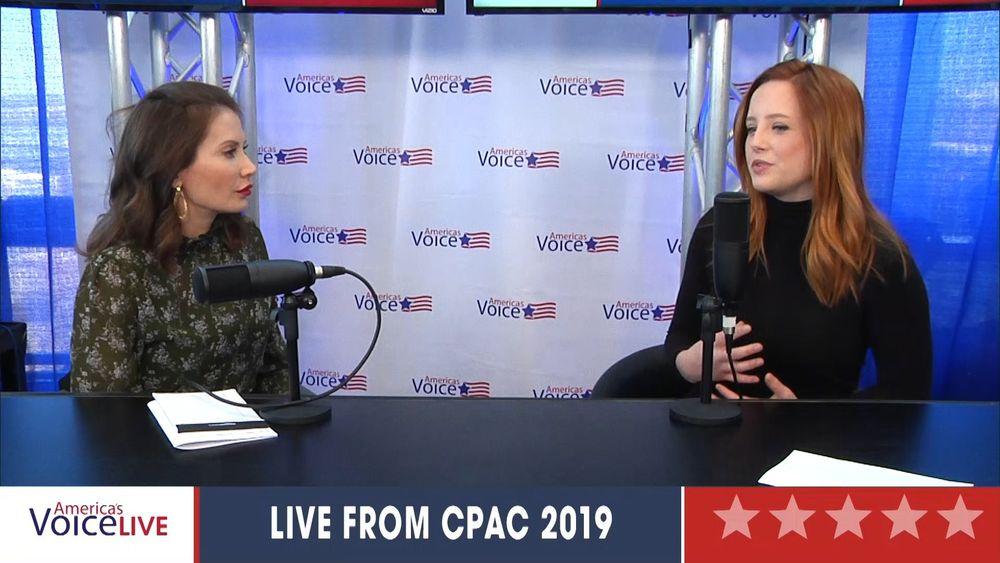 Emma Michelle CPAC 2019