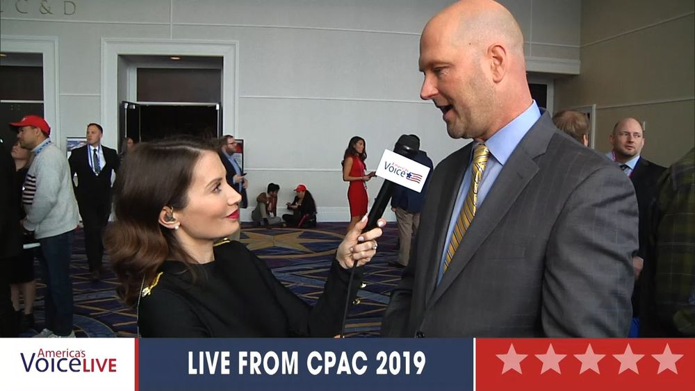 Jason Johnston CPAC 2019