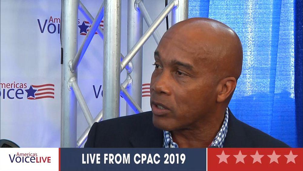 Kevin Jackson CPAC 2019