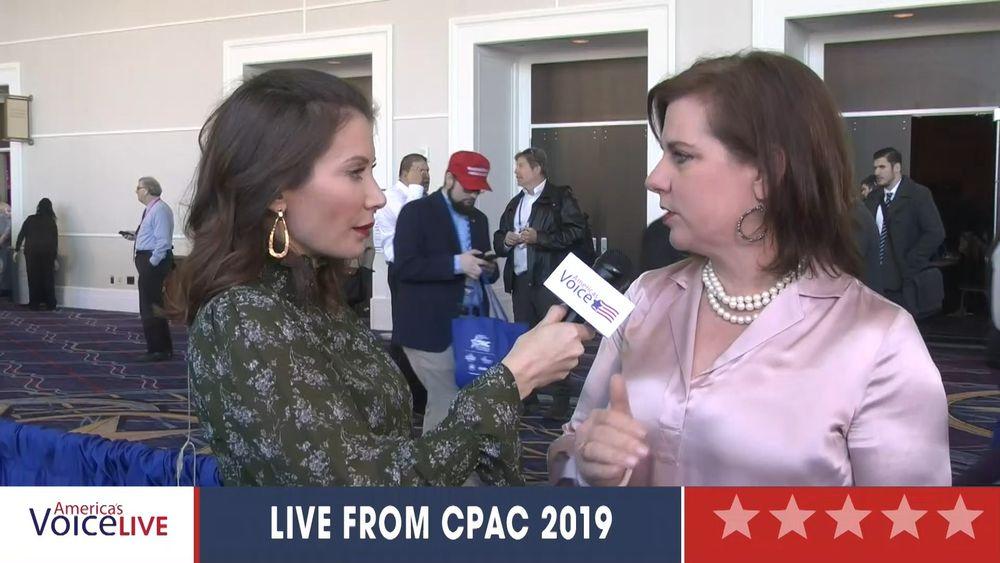 Marjorie Dannenfelser CPAC 2019