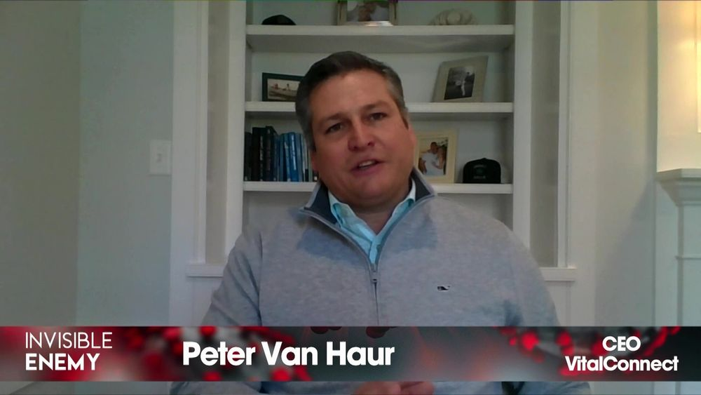 Peter Van Haur April 10 2020