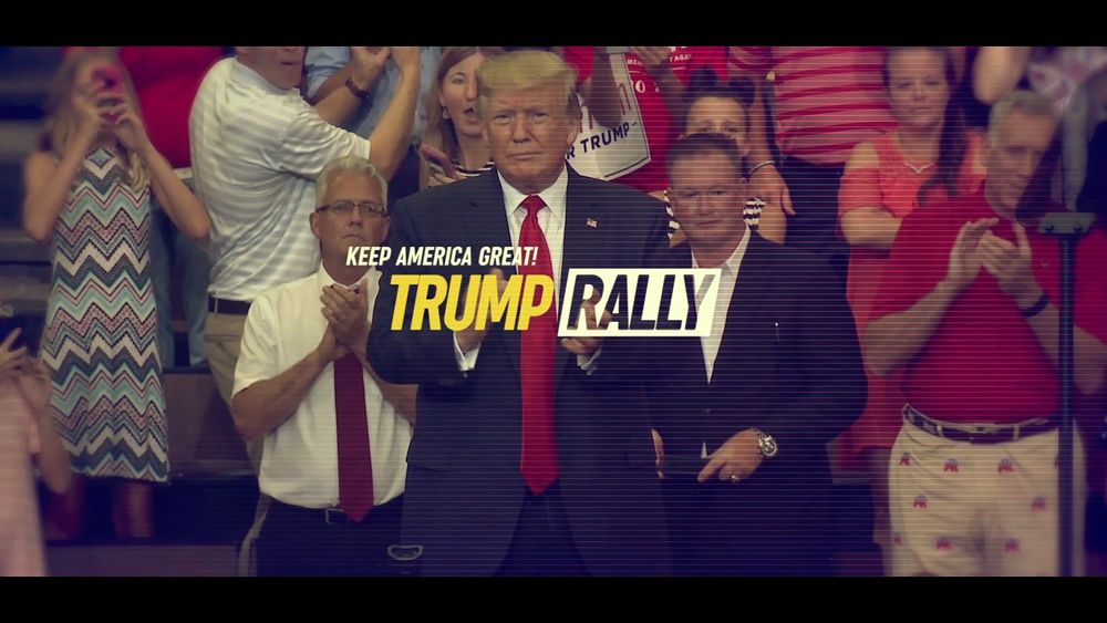 Trump Manchester Rally Highlights Manchester NH