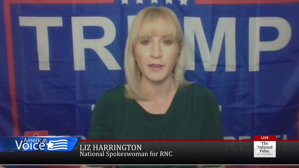 Raheem Kassam speaks with Liz Harrington former national spokeswomen for RNC: parts 1