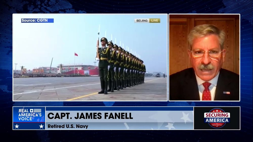 Capt. James Fanell talks about why Americans should care about Taiwan's future