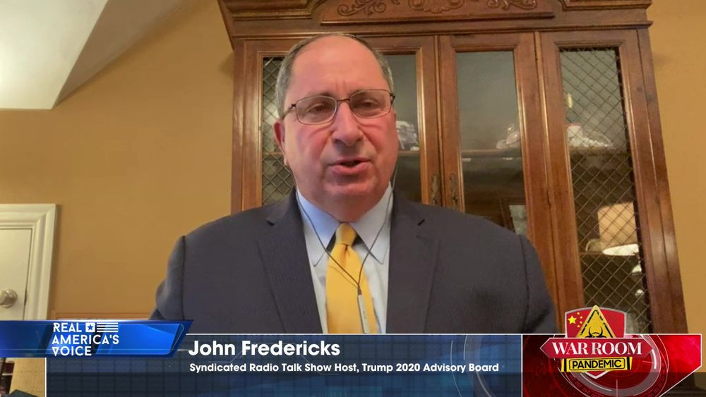 John Fredericks Joins War Room to Discuss Steps Trump Needs to Take in the Upcoming Trial