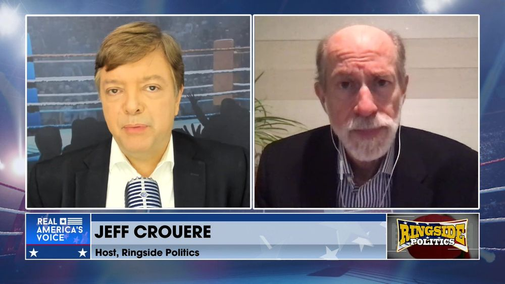 Jeff Is Joined By Frank Gaffney, Host, Securing America, August 20th 2021