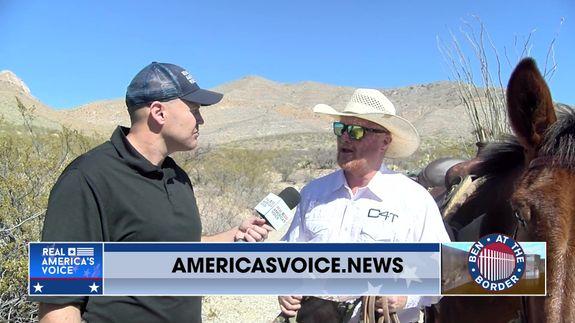Ben At The Border Part 1 New Mexico