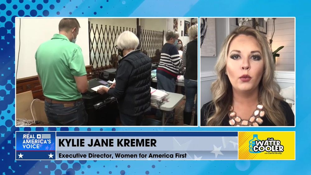 Kylie Jane Kremer on MAGA Support for Trump: Stop The Shaming