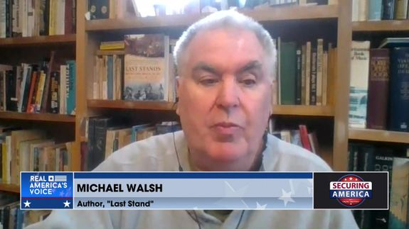 "Michael Walsh talks about his recent book ""Last Stand: Why Men Fight When All Is Lost"""