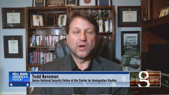 Todd Bensman February 23 2021