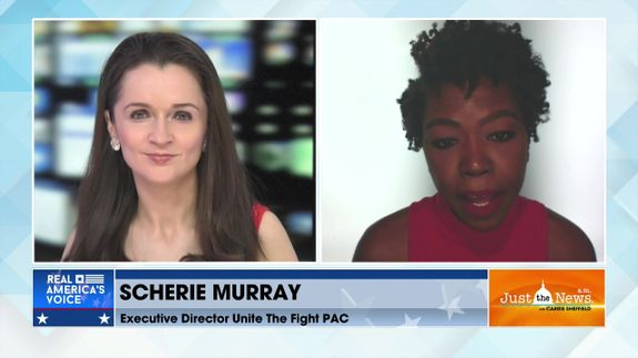Scherie Murray - Executive Director, Unite The Fight PAC - Biden admin wants government dependency