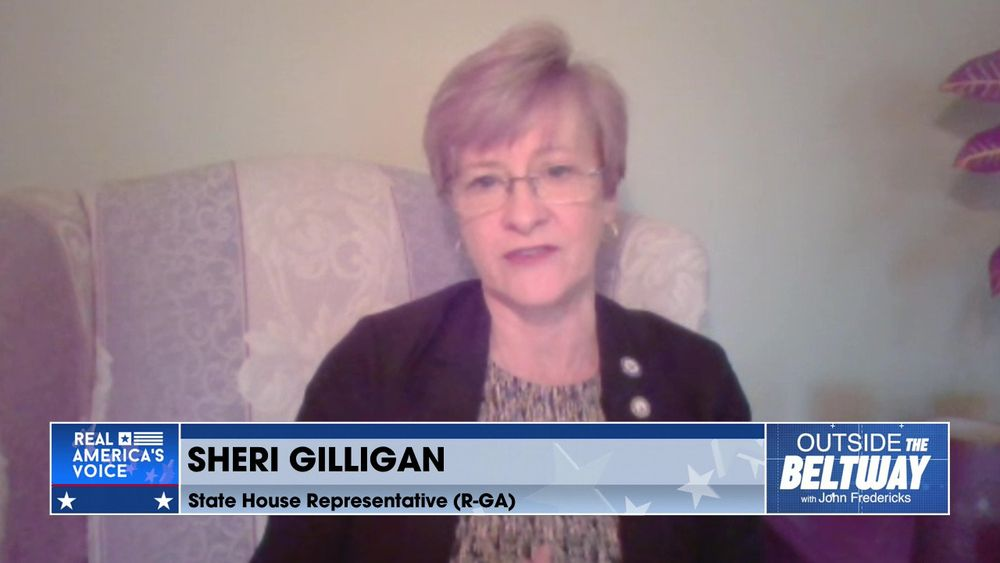 Sheri Gilligan Joins to Talk About The Upcoming Georgia Votes