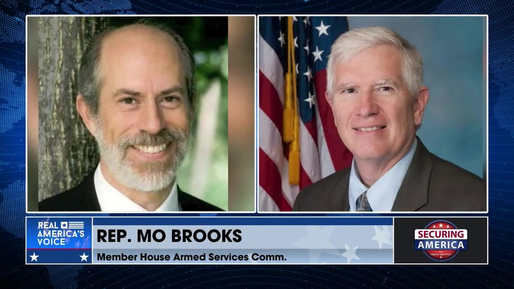Rep. Mo Brooks talks about his recent interview with Dr. Li-Meng Yan, a Chinese defector