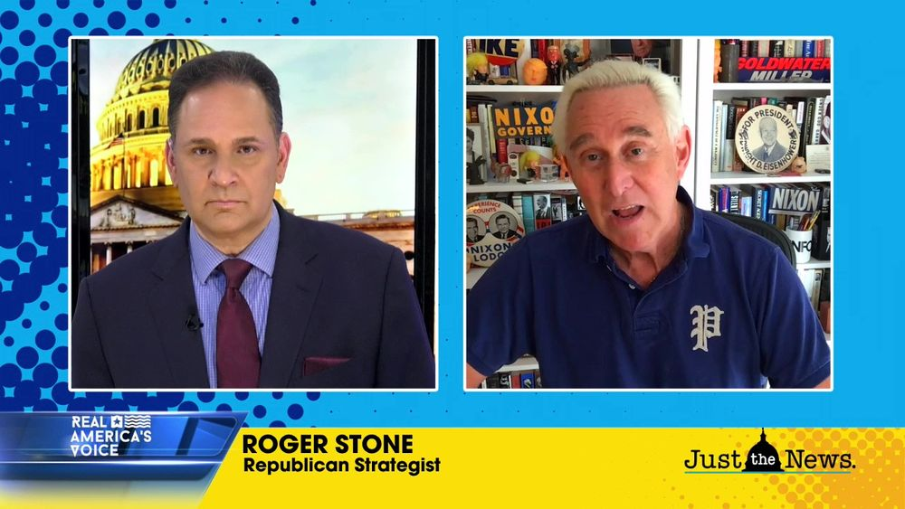 Roger Stone: President Trump Still Has Options Before January 20th