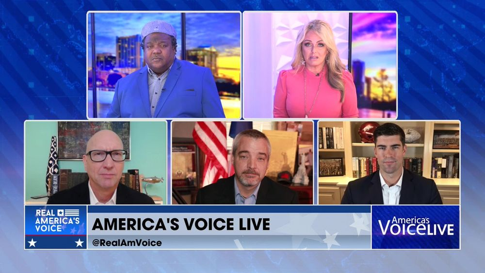 America's Voice Live with Steve Gruber July 23nd, 2021 Part 3