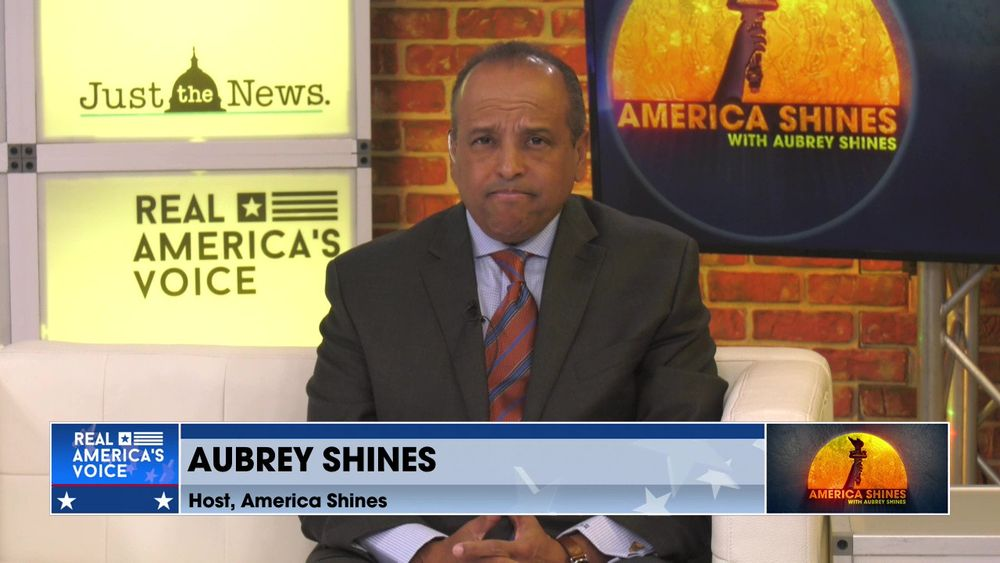 Aubrey Shines: Why Media Outlets Are Silent About America's Decline Under Governance Of Democrats