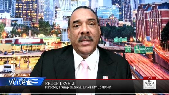 """Bruce Levell & Raheem Kassam Talk About Diversity and Bringing People Together and """"The Big Lie"""""""