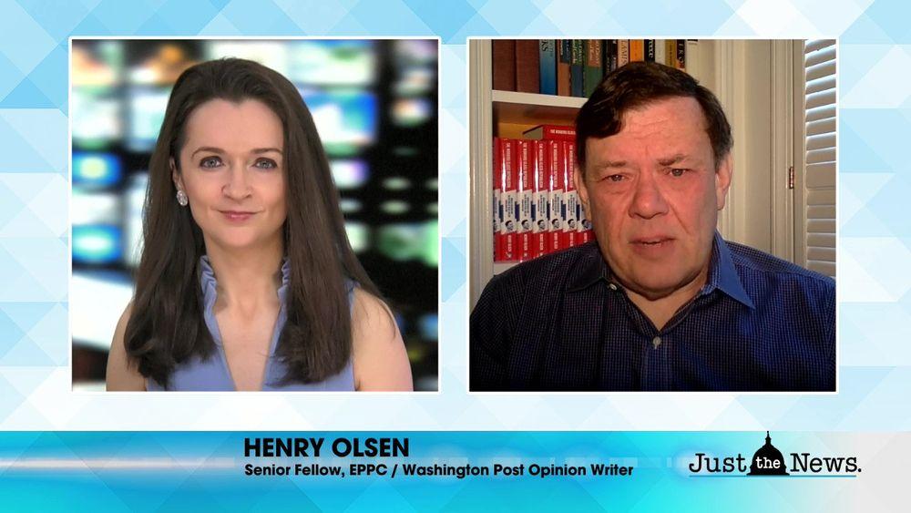 Henry Olsen, Senior Fellow, EPPC - Will any Trump Admin policy wins survive a Biden Presidency?