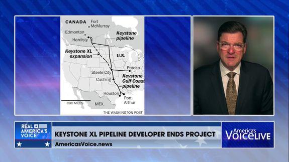 Keystone Developer Ends Project