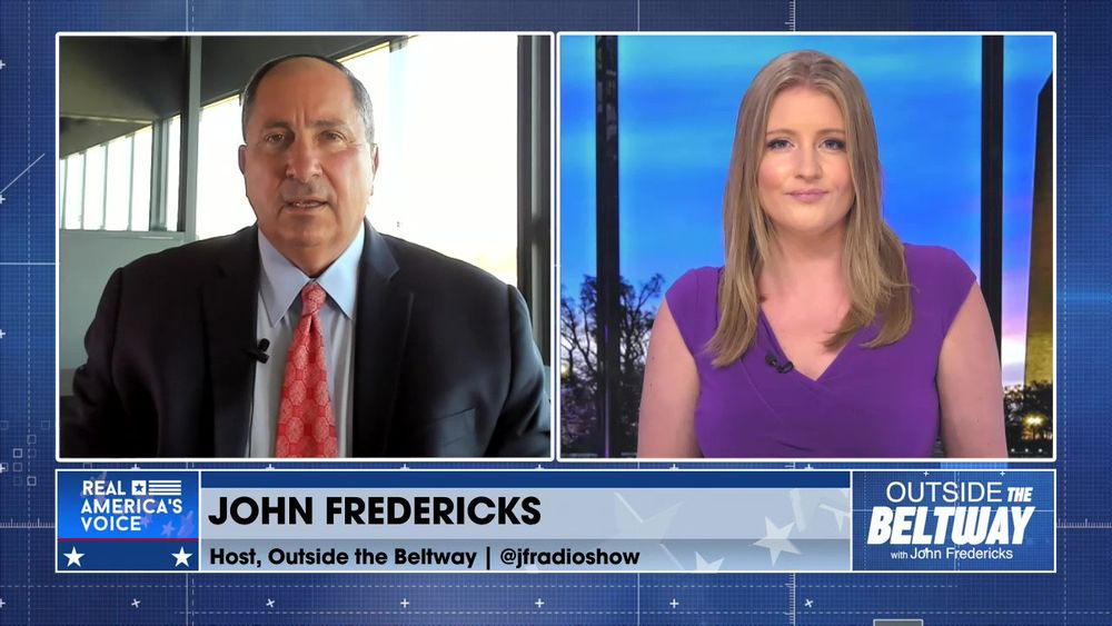 Jenna Ellis Joins John Fredericks to Discuss The Derek Chauvin Trial