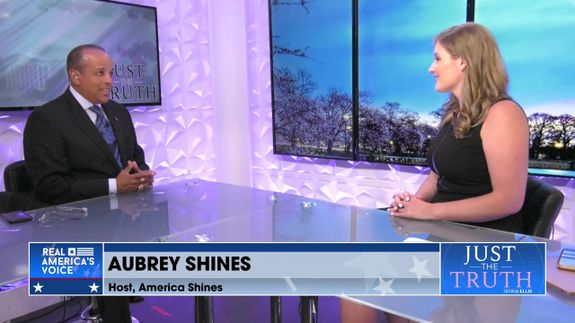 Jenna Is Joined By Host Of America Shines, Aubrey Shines Part 2