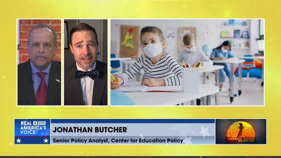 Aubrey Shines is Joined by Center for Education Policy Senior Policy Analyst, Jonathan Butcher