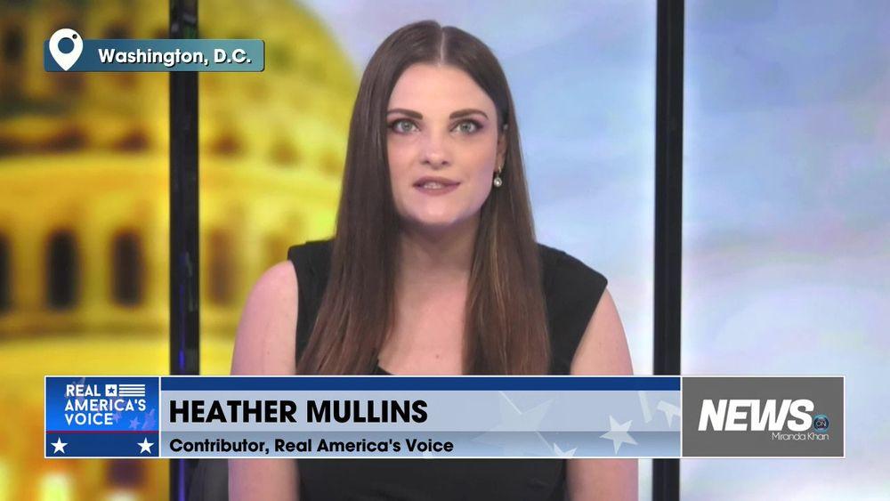 Heather Mullins Gives Miranda Khan An Update On Some Pfizer Vaccine News