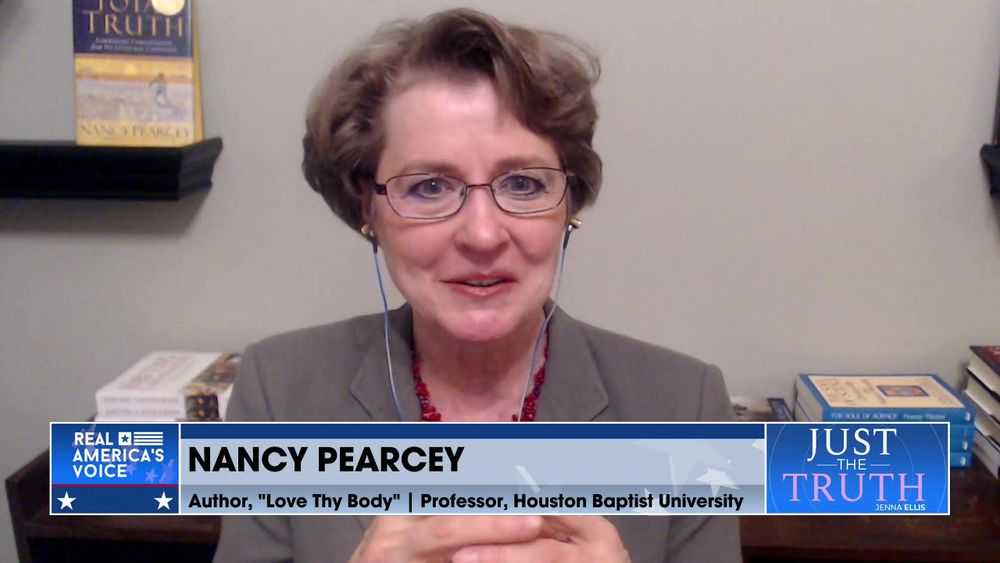 Nancy Pearcy Joins to Talk About Loving Thy Body Part 1