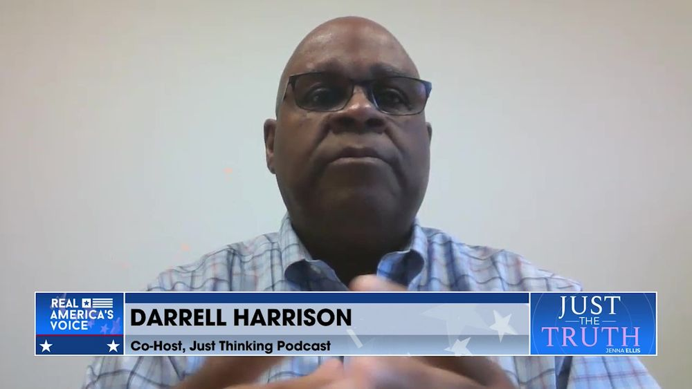 Virgil Walker and Darrell Harrison, Hosts of Just Thinking Podcast Joins Jenna Part 2