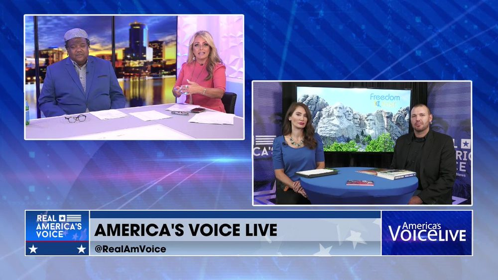 America's Voice Live with Steve Gruber July 23nd, 2021 Part 5