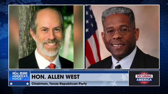 Secure Freedom Radio Exclusive with Hon. Allen West