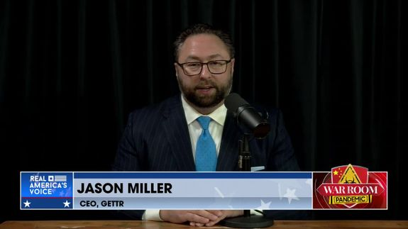 Jason Miller Joins the Show from Brazil to Discuss Gettr