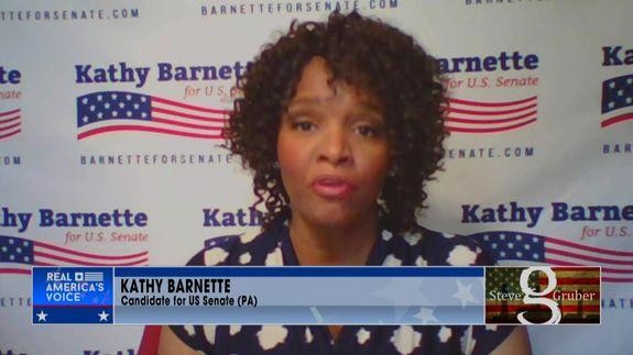 Kathy Barnette June 3 2021