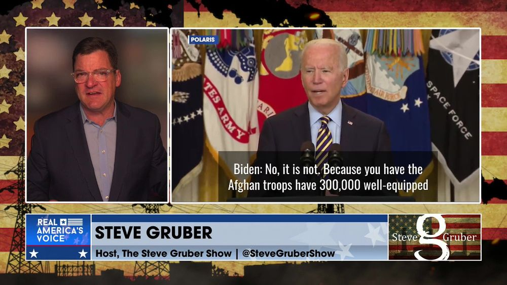 Steve Talks About The News Hour One August 19th 2021 Pt. 2
