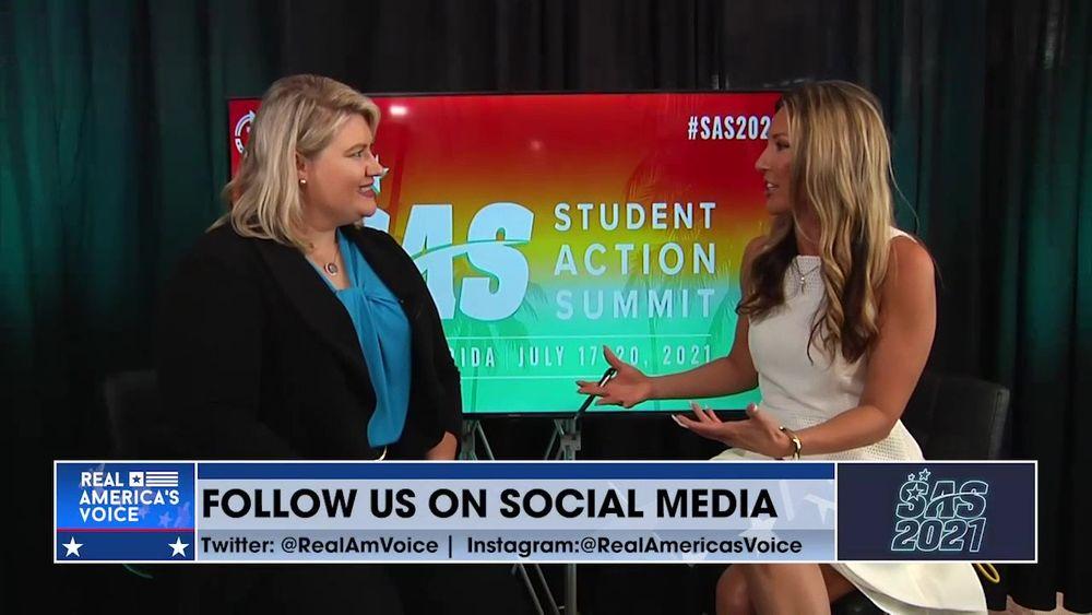Miranda Khan Interviews Rep. Kat Cammack