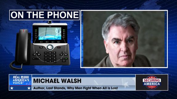 Michael Walsh talks about the politicization of the US Armed Forces
