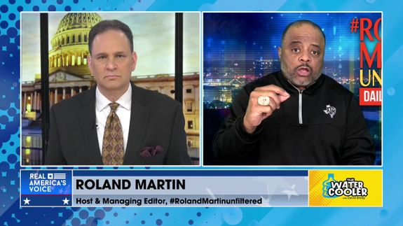 ROLAND MARTIN DEFENDS BIDEN ON CONTROVERSIAL MINORITY COMMENT