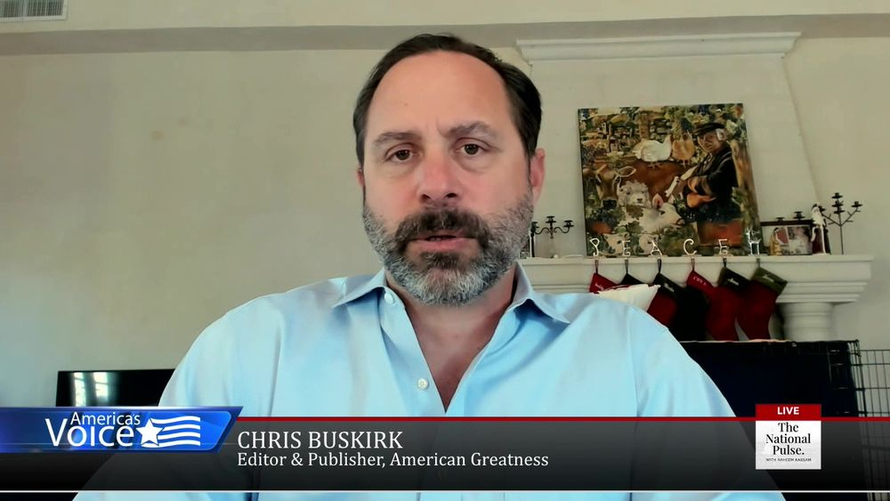 Raheem talks with Chris Buskirk about the protest in Washington yesterday & the implications: Part 1
