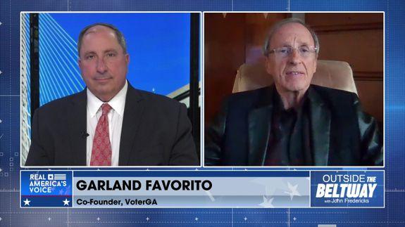 Garland Favorito- Were there 30,000 counterfeit ballots in Fulton County GA?