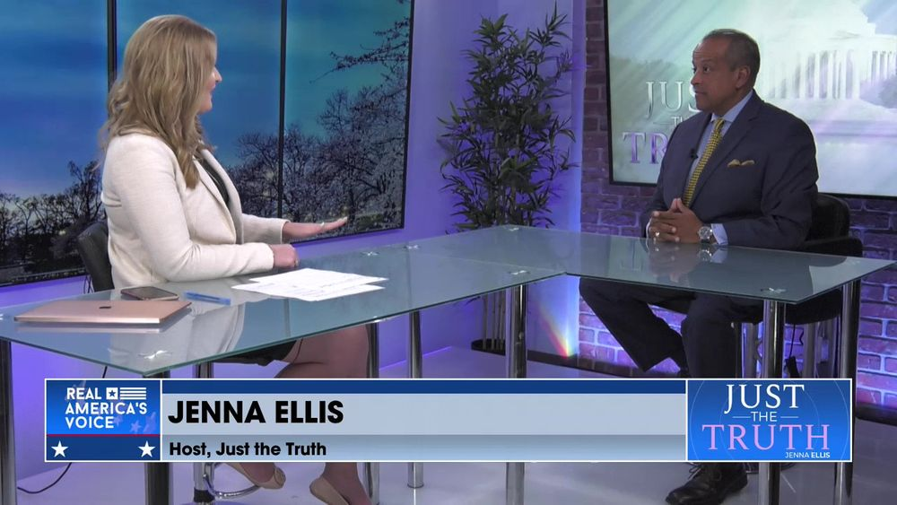 Jenna Ellis is Joined by Host of America Shines, Aubrey Shines For The Friday Round-Up Pt 1