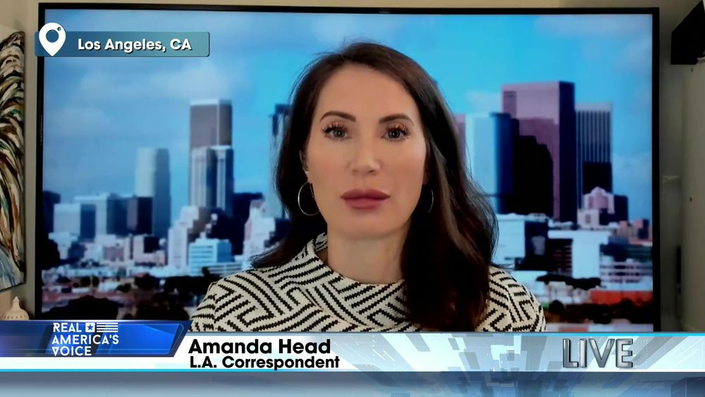 Amanda Head Joins to Discuss Protesters Disrupting LA's Vaccination Site at Dodger Stadium