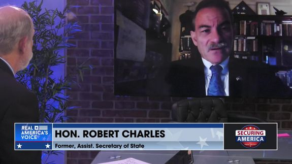 Hon. Robert Charles talks about the renewed drug crisis in the U.S.
