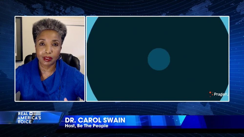 Dr. Carol Swain explains the current state of racism in America