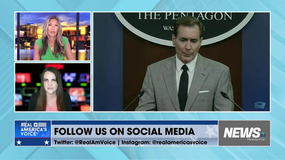 Heather Mullins Joins to Break Down the Pentagon Briefing From This Morning