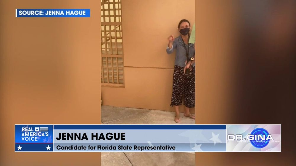 Jenna Hague Talks About The Mask Mandates In Schools Down In Florida