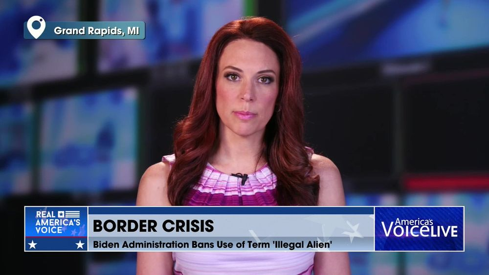 "Biden Administration Bans Use of Term ""Illegal Alien"""