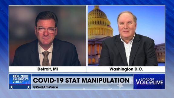 John Solomon Joins to Discuss Covid-19 Stat Manipulation