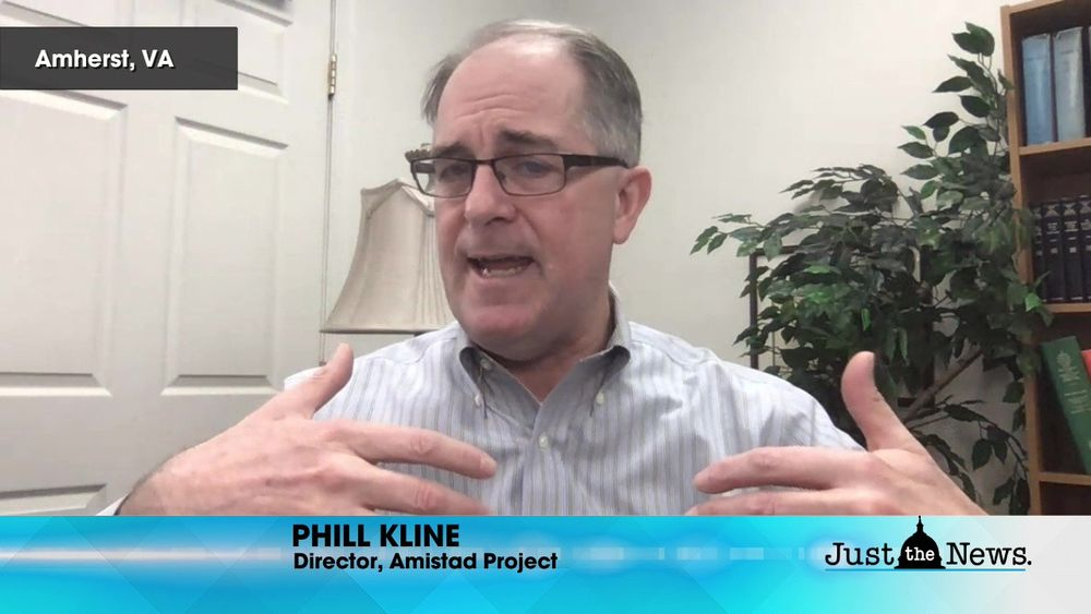 Phill Kline, Director of The Amistad Project - Not challenging election disenfranchises voters